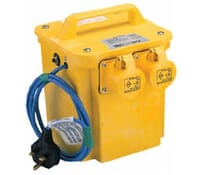 Image for Brackenheath 110Volt Site Transformer 1000/2/B 1000VA Standard
