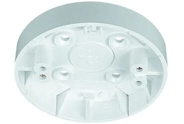 Image of Marshall Tufflex TCR2WH Ceiling Rose Adaptor for MMT2 38x25mm White