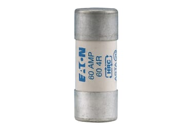 Image of Eaton 60KR85 60A House Service Cut-Out Fuse 57 x 22.23mm 400V