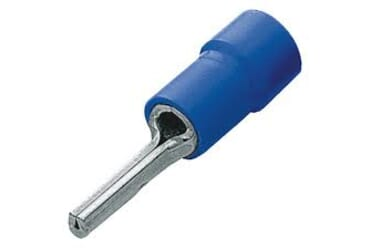 Image for SWA Blue Wire Pin Terminal 12mm
