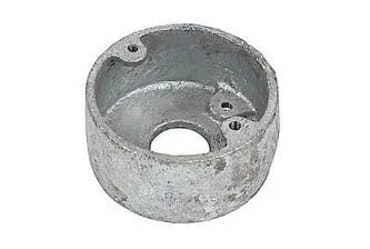 Image of 20mm Metal Loop In Box Galvanised Each