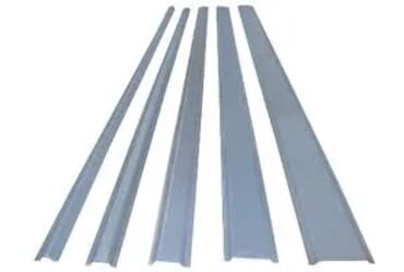 Image of 63mm Metal Steel Channel Capping 2M