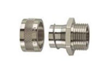 Image of Flexicon 20mm Brass Fixed Male Adaptor IP40 Each
