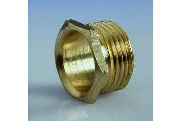 Image for Niglon 25mm Male Brass Bush Short Reach