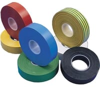 Image for SWA Electrical Tape 19mm Wide Green and Yellow PVC Tape