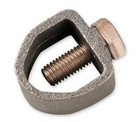 Image for Greenbrook Earth Rod A Clamp 5/8""