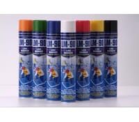 Image for Deligo Paint Line Marker Spray Yellow 700ml