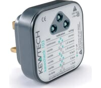 Image for Kewtech KEWCHECK103 Socket Tester 14 Conditions