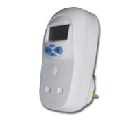 Image for Greenbrook 7 Day Electronic Plug In Timer