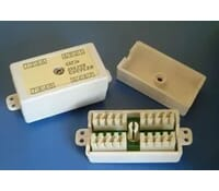 Image for Future Networks RJ45 to RJ45 IDC  Punch Down Coupler