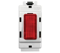 Image for BG Electrical Nexus Grid GINRD Grid Switch Indicator Red White