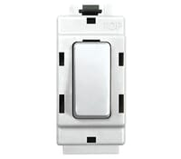 Image for BG Electrical Nexus Grid G13 Intermediate Grid Switch  White