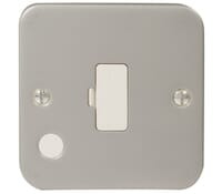 Image for BG Electrical Nexus Metal Clad MC552F Fused Connection Unit Unswitched With Optional Flew Outlet