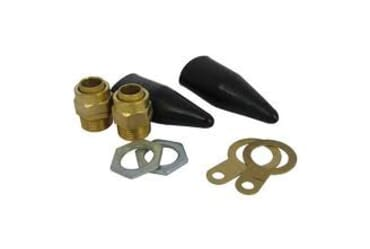 Image for SWA Cable Gland Kit 32mm BW Indoor 2 Part