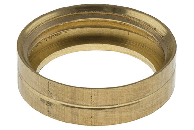 1.5 Inch Female Brass Bush for Conduit Internal Thread Each
