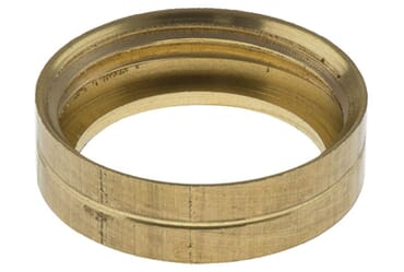 Image of 1.5 Inch Female Brass Bush for Conduit Internal Thread Each