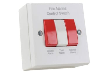 Image of Aico Ei1529RC Hard Wired Alarm Control Switch