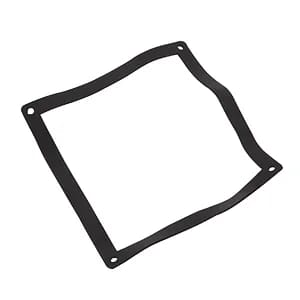 Rubber Gasket 100x100mm for Adaptable Box Each