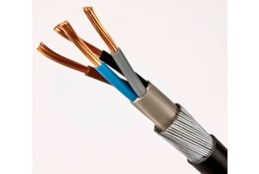 Image for Cable 6944X 2.5mm 4 Core XLPE SWA PVC Per Metre