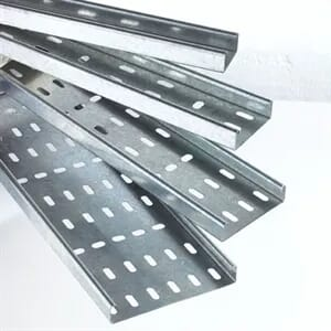 Legrand Swifts MRFL/50/PG Medium Duty Cable Tray 50mm 3M Pre Galv