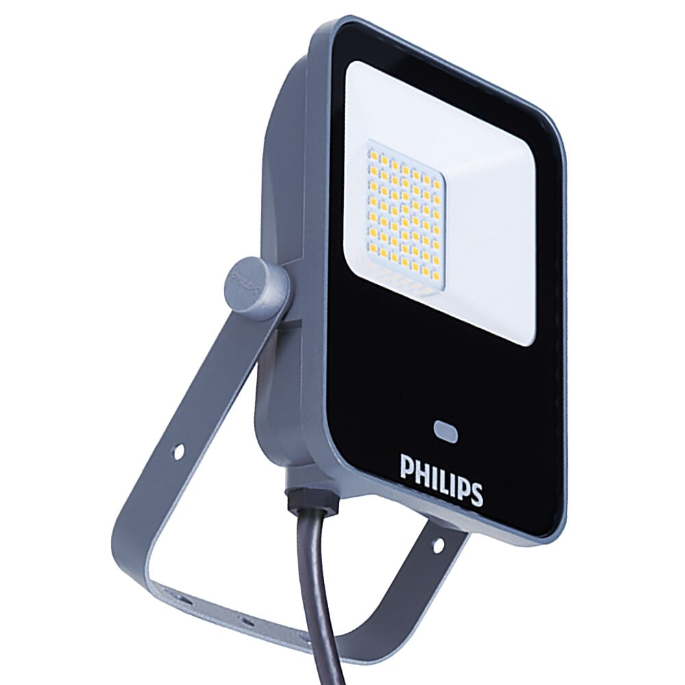 Philips 20W LED Floodlight Motion Detector Cool White IP65