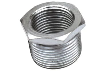 Image of 25mm to 20mm Metal Reducer Galvanised Each
