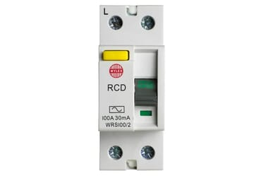 Image of Wylex WRDS100/2 Type A RCD 100A 30mA 2 Pole 2 Module