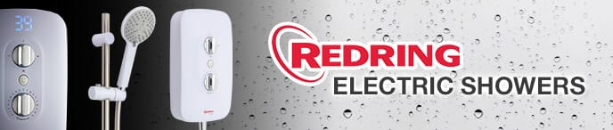 Redring Electric Showers Image Banner